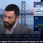 Apple TV+ will cost $4.99 per month Image